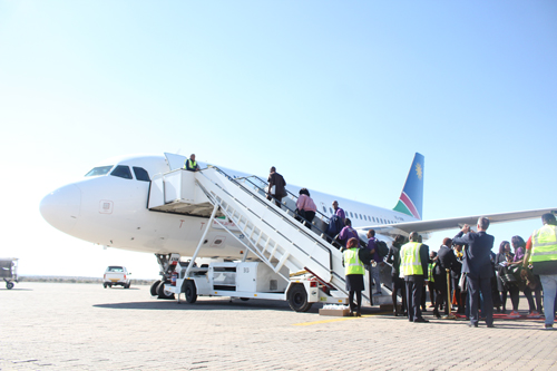 Air Namibia liquidation bad for tourism