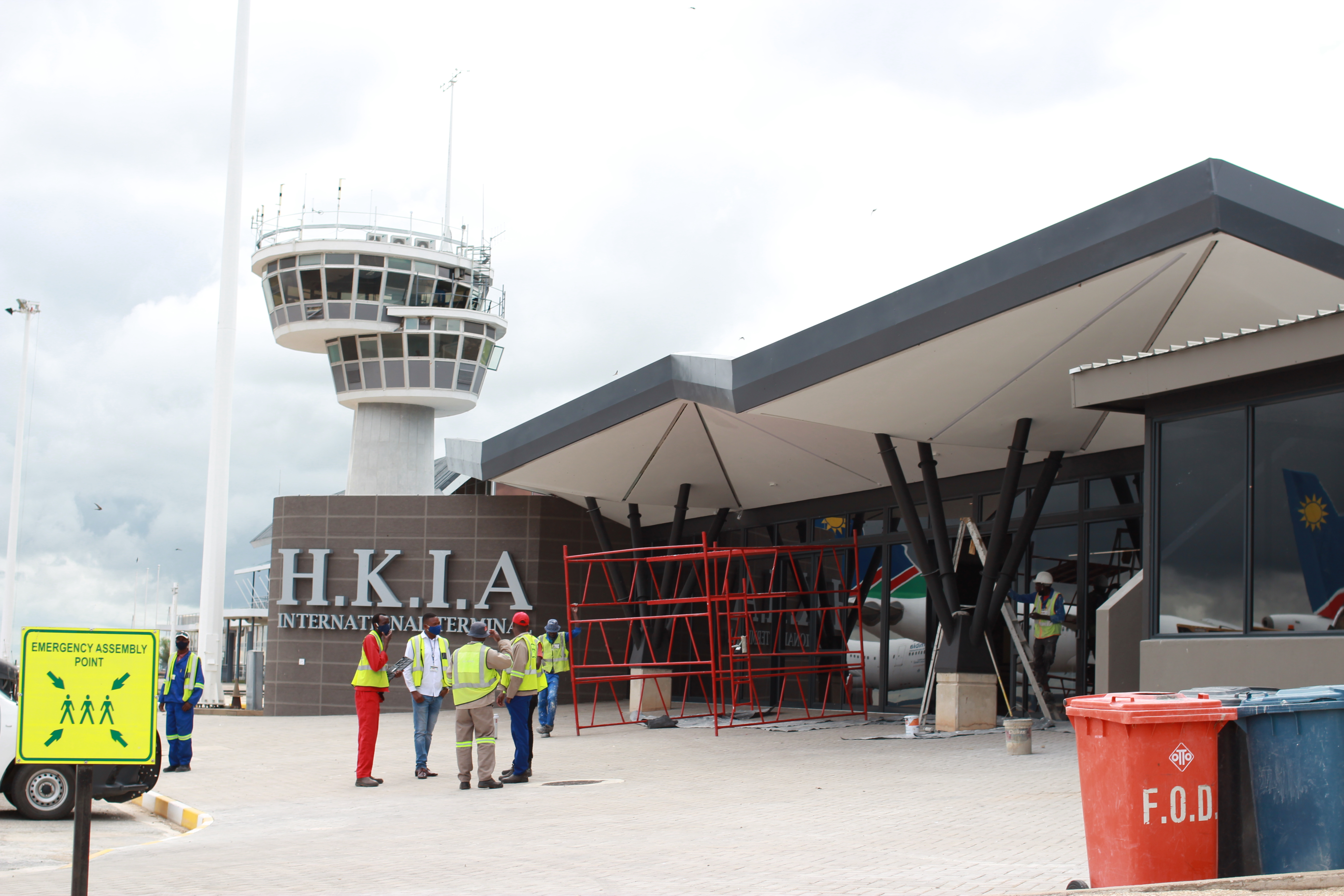 NAC injects N$1.3bn into airports