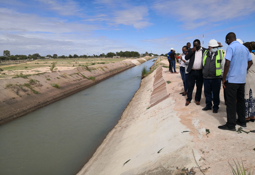 NamWater to revamp a section of Calueque-Oshakati canal