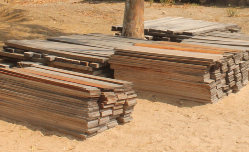 Four in court for violating Covid-19 curfew, stealing timber