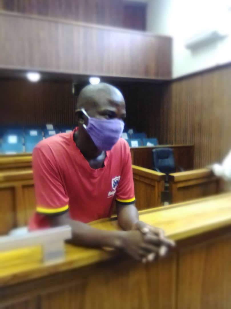 Gobabis baby basher found guilty