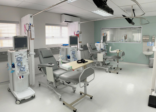 Patients seek to cut dialysis costs