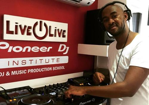 Dj Stiga opens DJ school