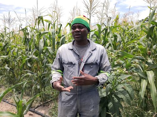 Farmers reap agri benefits