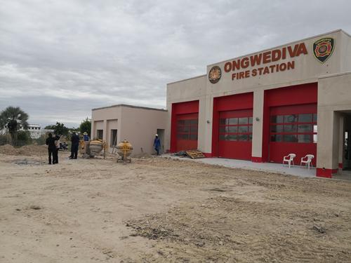 Ongwediva ramps up fire response