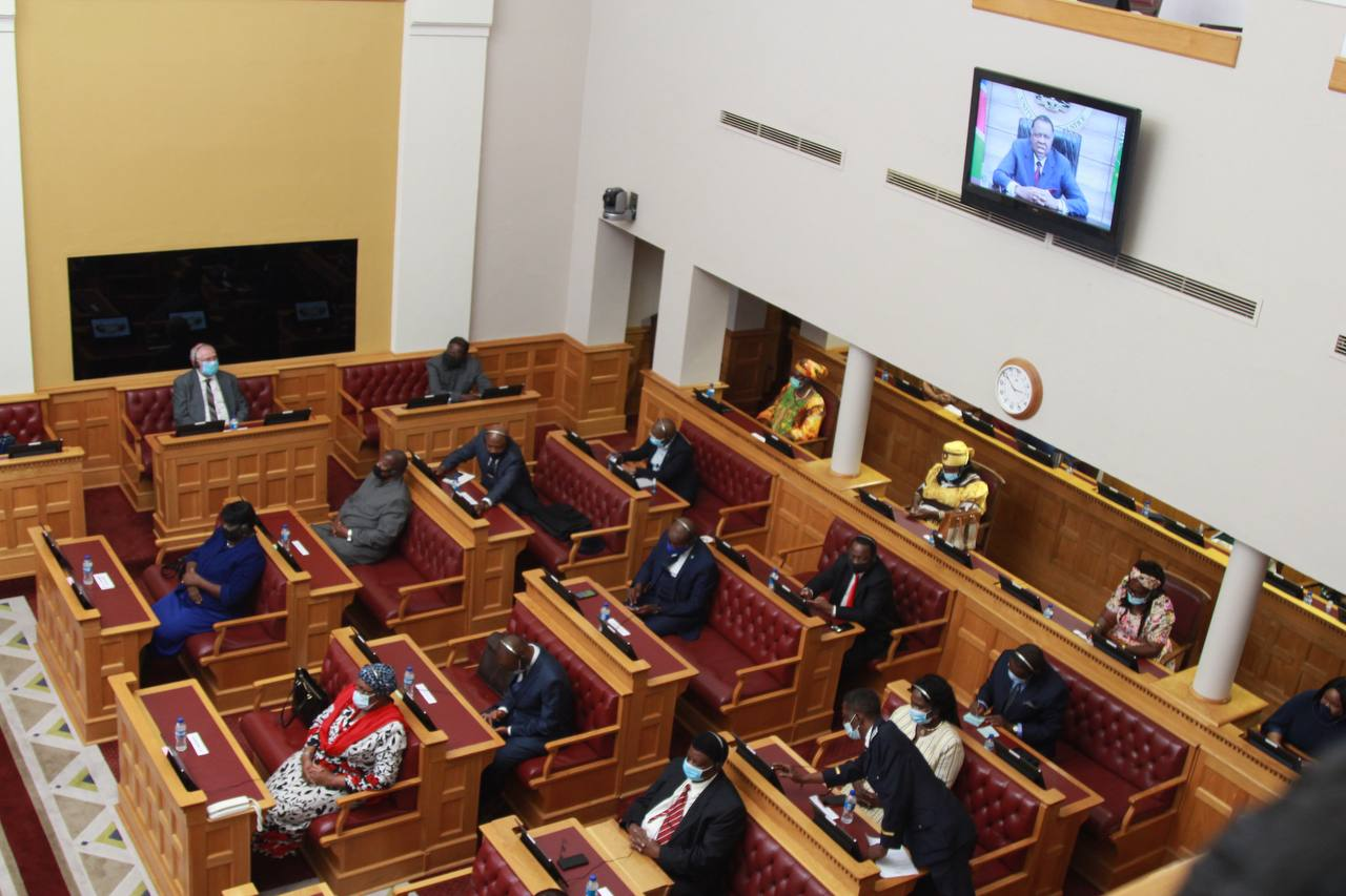MPs told not to betray public trust