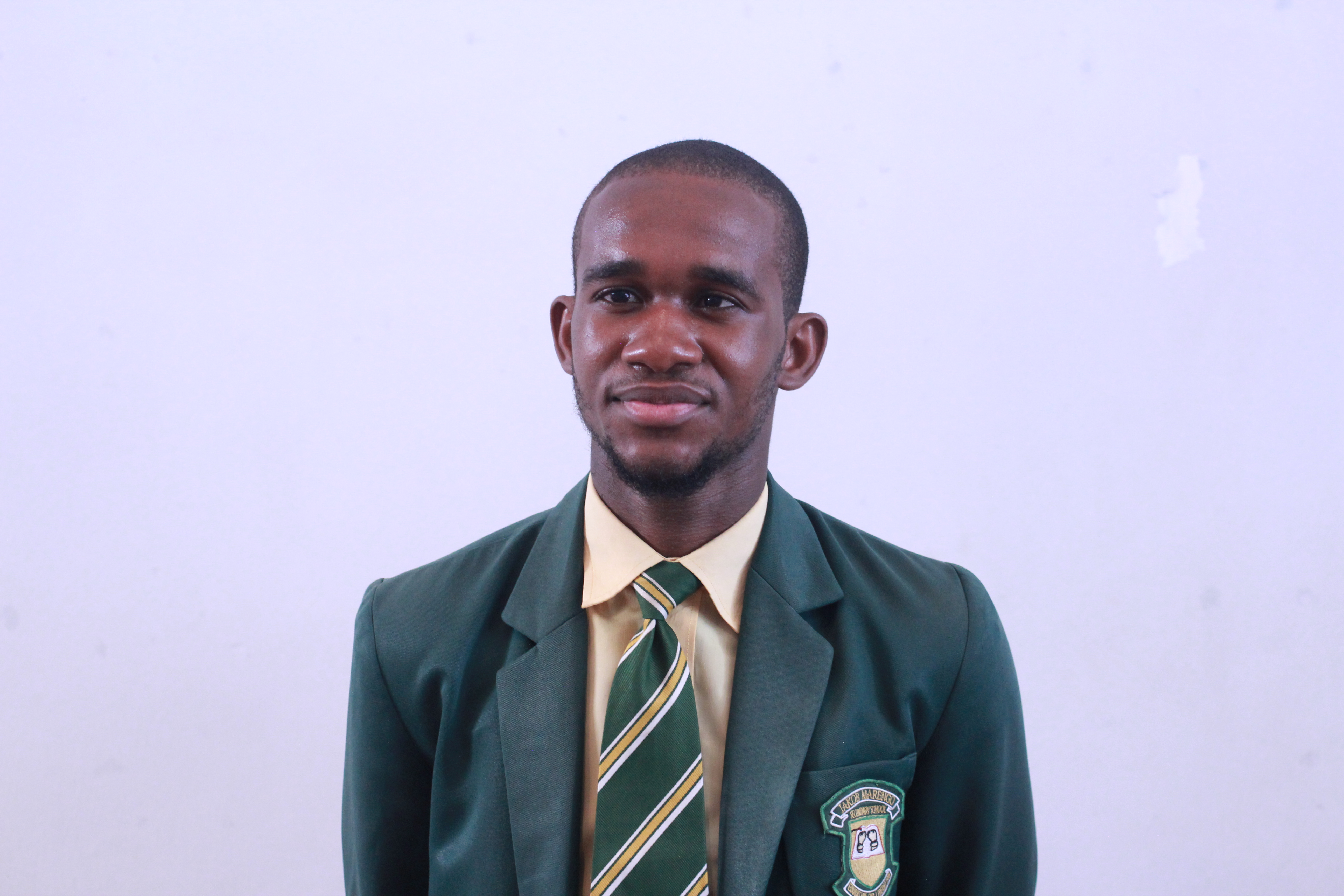Tura pupil excels after tough journey