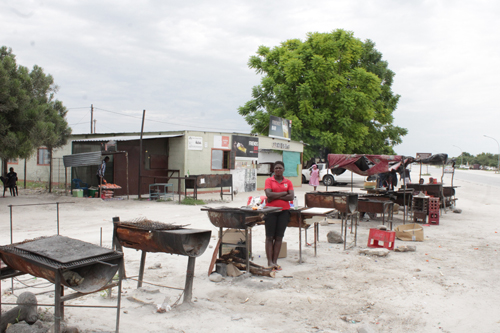 'Our savings are depleted' … Omuthiya kapana vendors bemoan loss of income
