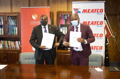 Meatco, Unam form 'unique partnership'