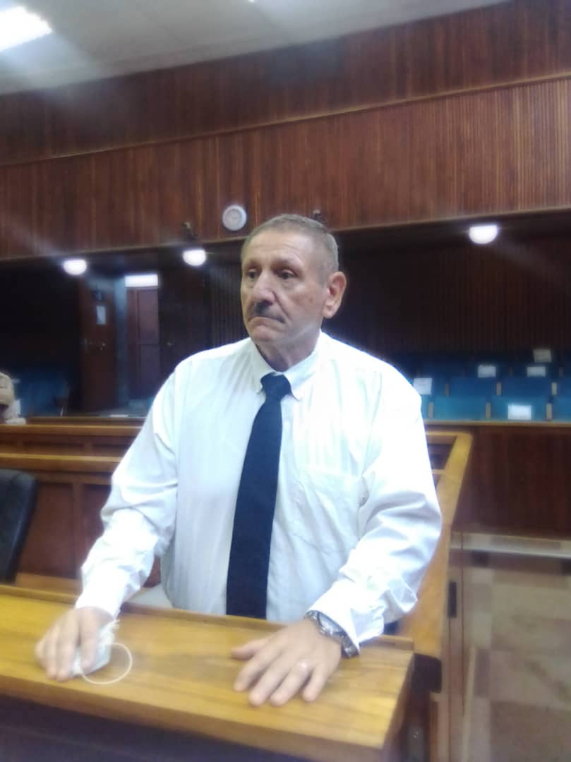 Double murder accused pleads not guilty