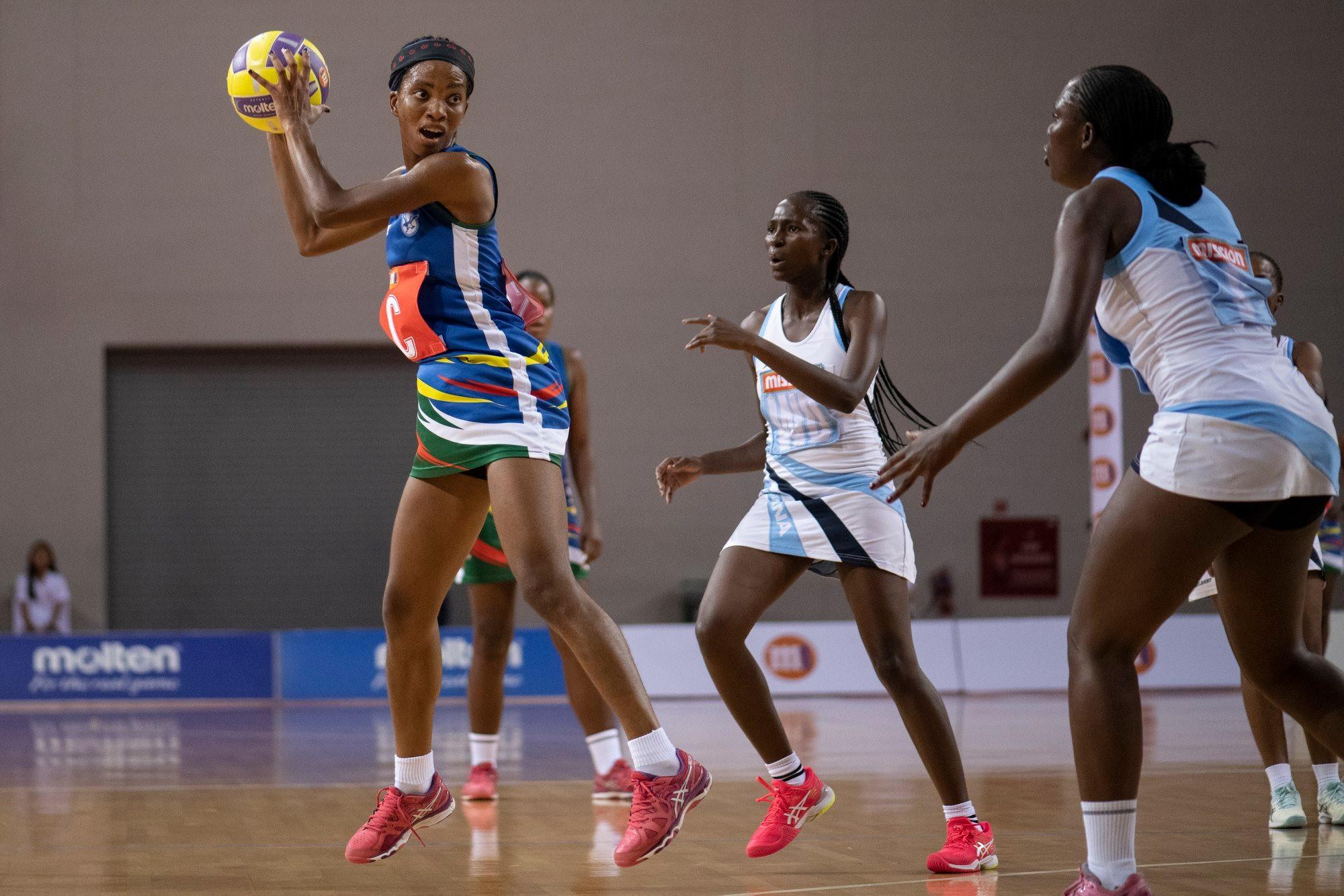 Namibia still pondering over Spar Netball Challenge