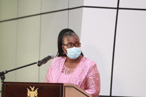 Nghipondoka discourages parents from visiting boarding learners