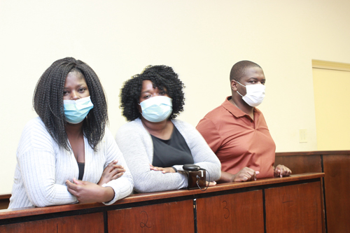 Accused killer parents to remain in custody