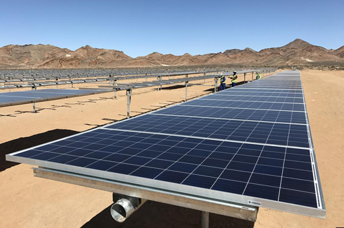 Old Mutual buys majority stake in solar project