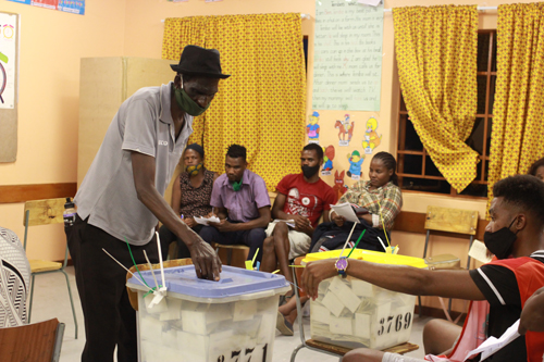 ECN sets date for election rerun