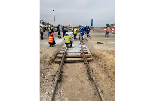 D&M Rail to rehab 52km of track at coast
