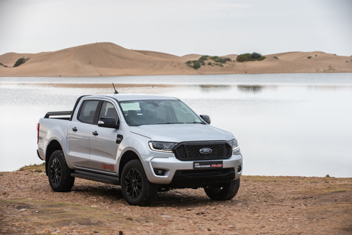 New Ford Ranger FX4 introduces alluring combination