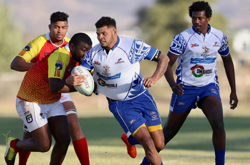 NRU still in search of league sponsor