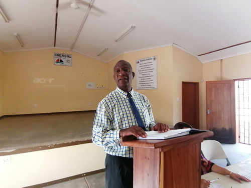 Our core business is teaching – Semba