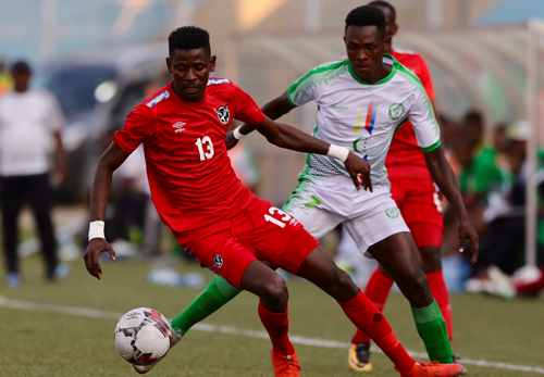 Namibia drops two places in FIFA rankings