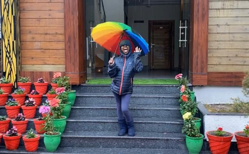 Tashia travels - Travelling in the rain