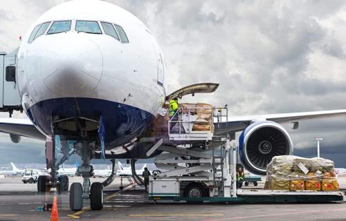 Africa's air cargo demand falls