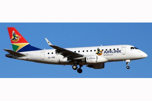 Airlink keeps region connected as SA closes land borders