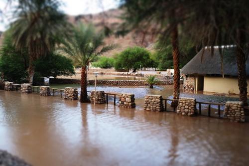 Rain damage closes /Ai /Ais