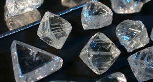 Diamonds output continues with an uptick … even as sector is struggling