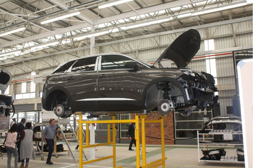Policy solution finalised for Peugeot assembly plant
