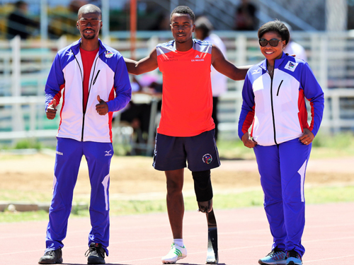 Para-athletes hope for better year