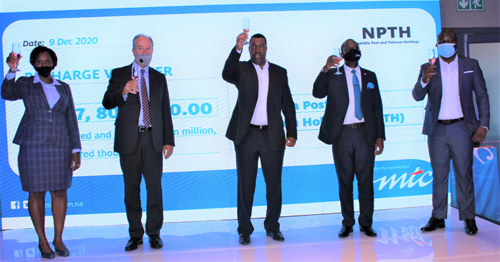 Opinion - MTC posts N$2.6 billion in revenue for 2019/20 …declares almost a billion dollars in dividends