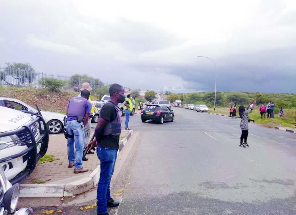 SPYL denies instigating land grab