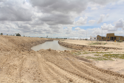 Oshakati acts against flood risks
