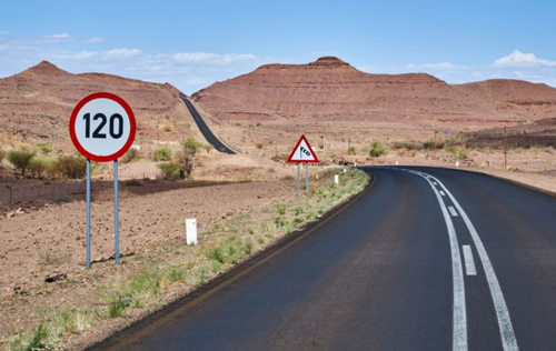 Namibia again tops list of best quality roads in Africa