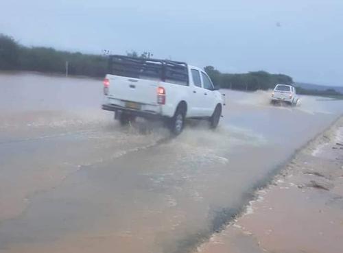 Southern roads battered as rain wreaks havoc