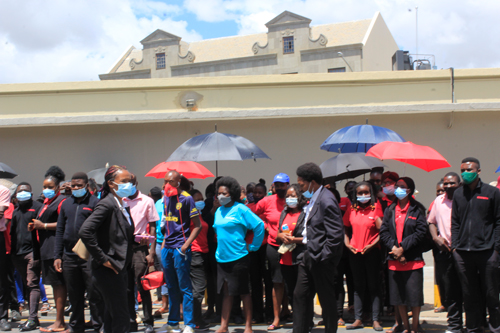 Shoprite workers fear dismissal… company accused of violating strike rules