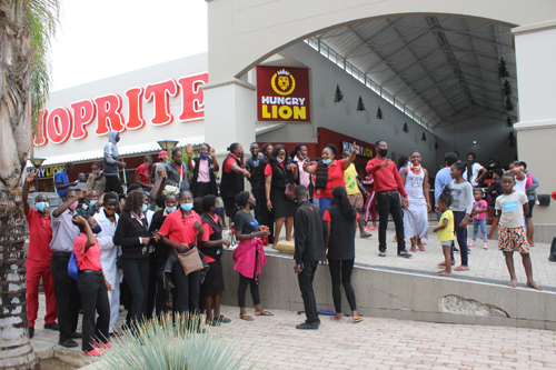 Shoprite: Govt pleads for amicable solution