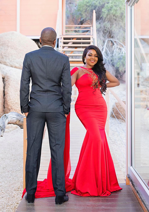 Top Trending - Conjugal congratulatory messages pour in for Betty Davids