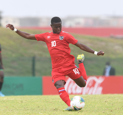 We want to leave our mark at Afcon – Britz