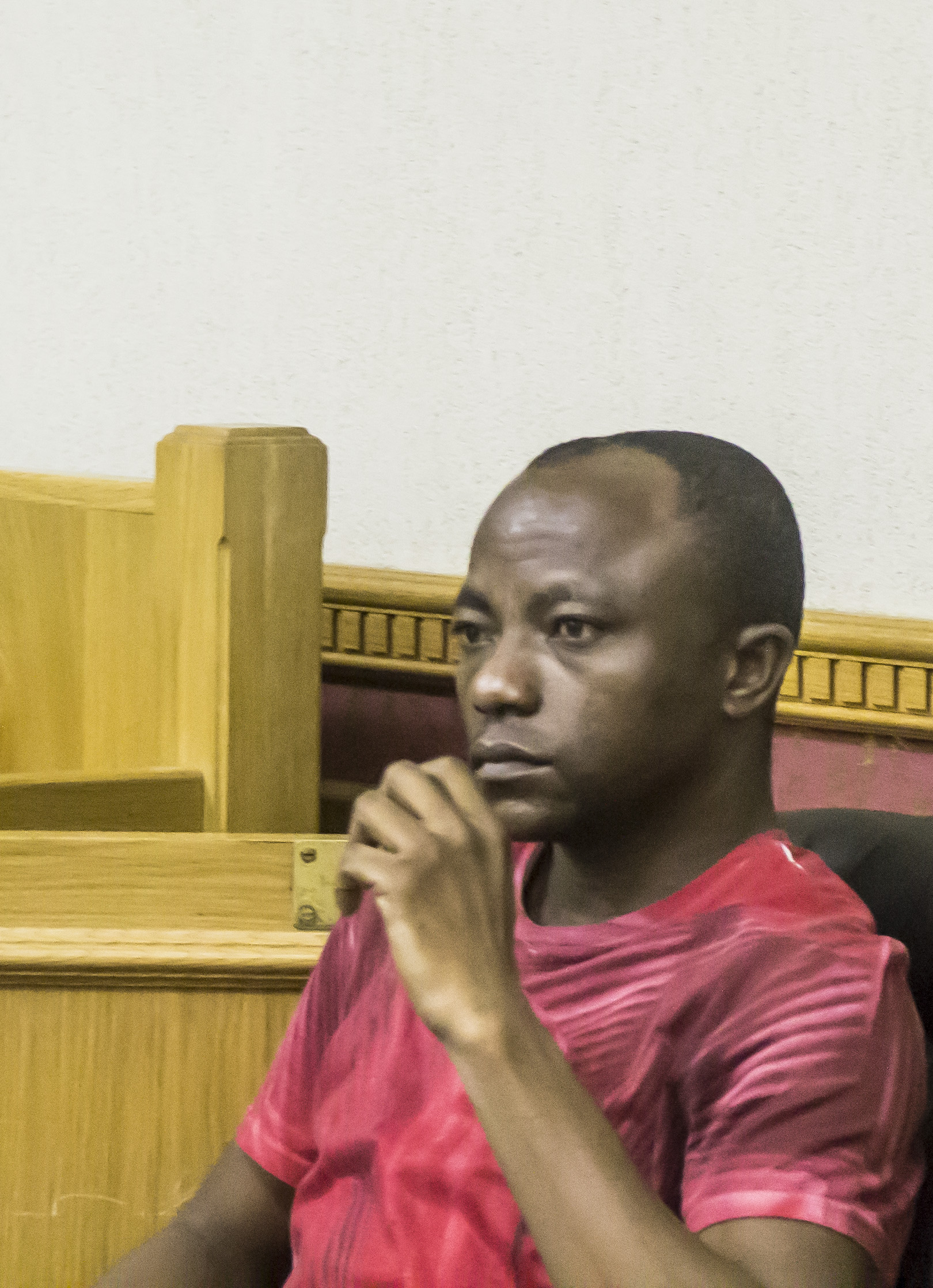Convicted lover killer seeks appeal... Elia claims trial judge erred