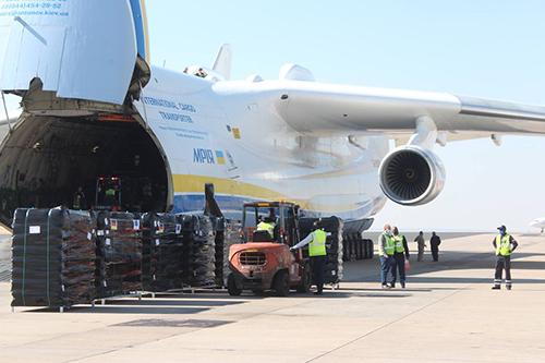 Germany delivers N$180m medical aid