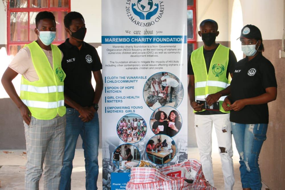 Nanso donates to the needy