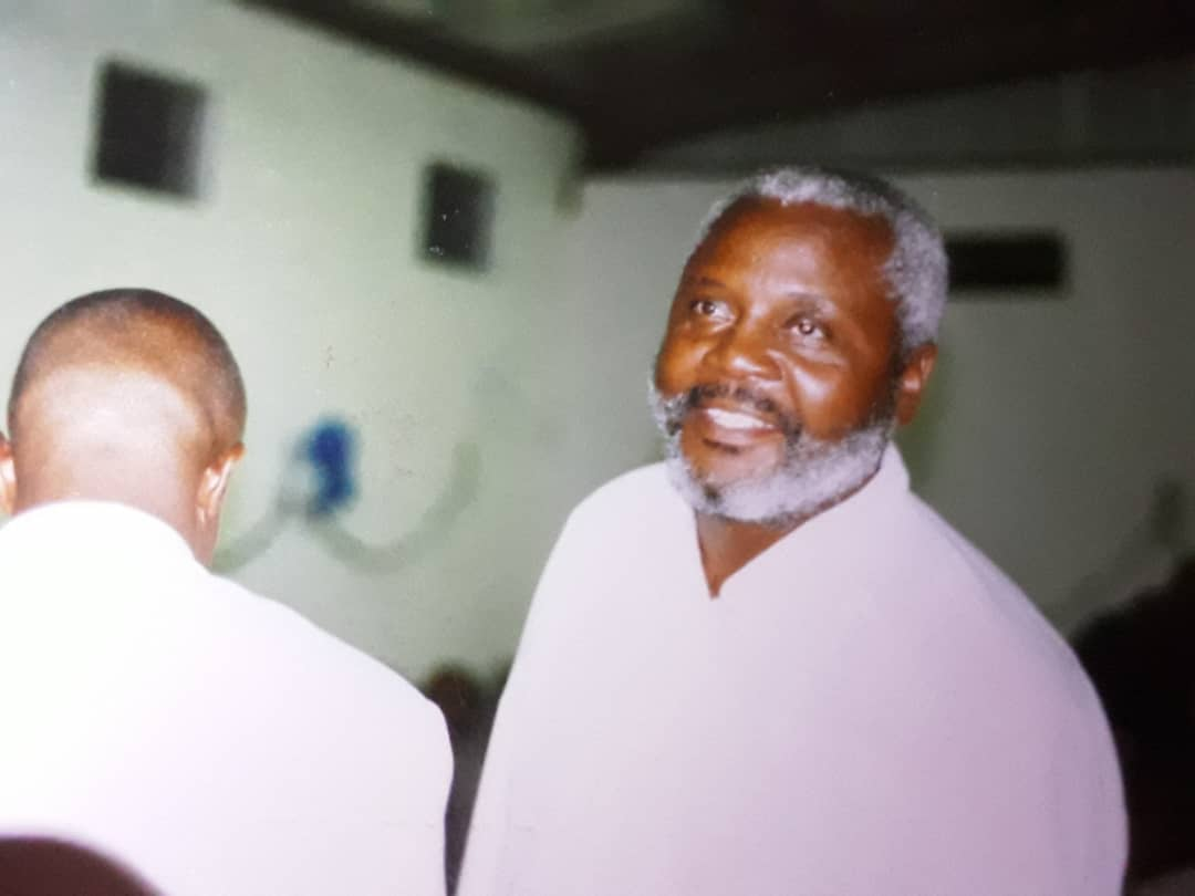 Nujoma mourns Elliot Hiskia