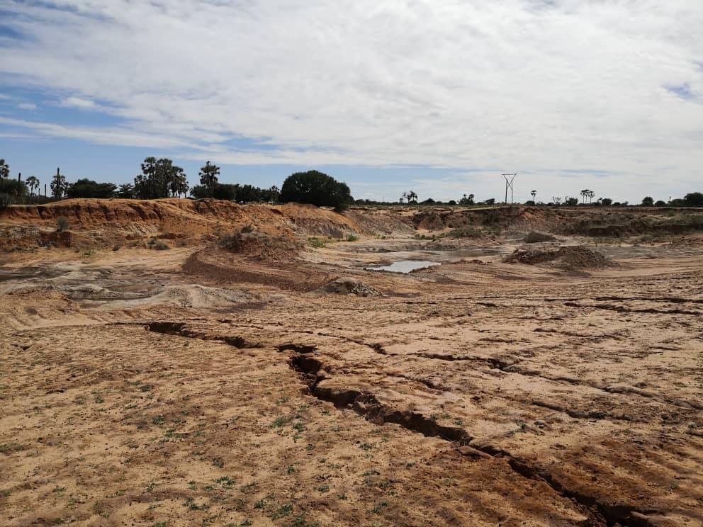 Ondonga probes sand mining fallout