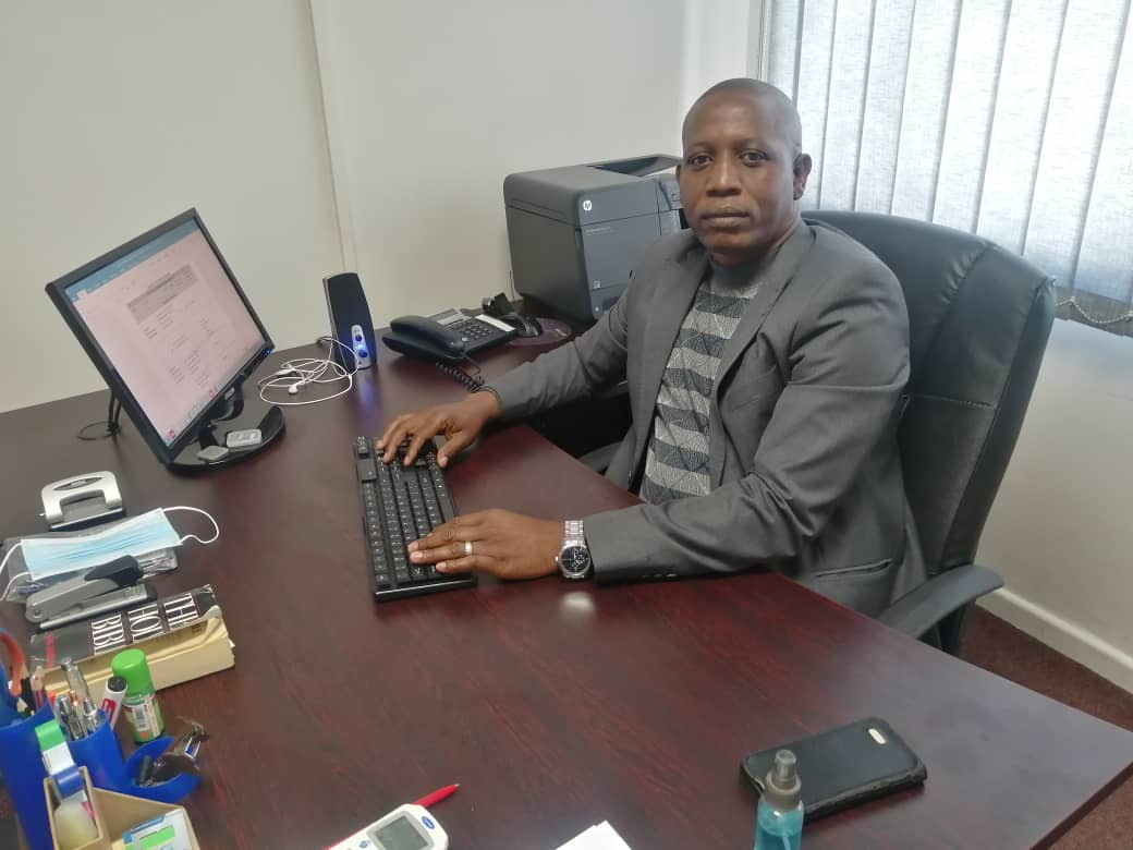 Know Your Civil Servant - Christopher Sitwala Muhapi - Senior information officer   MICT: Informing a nation