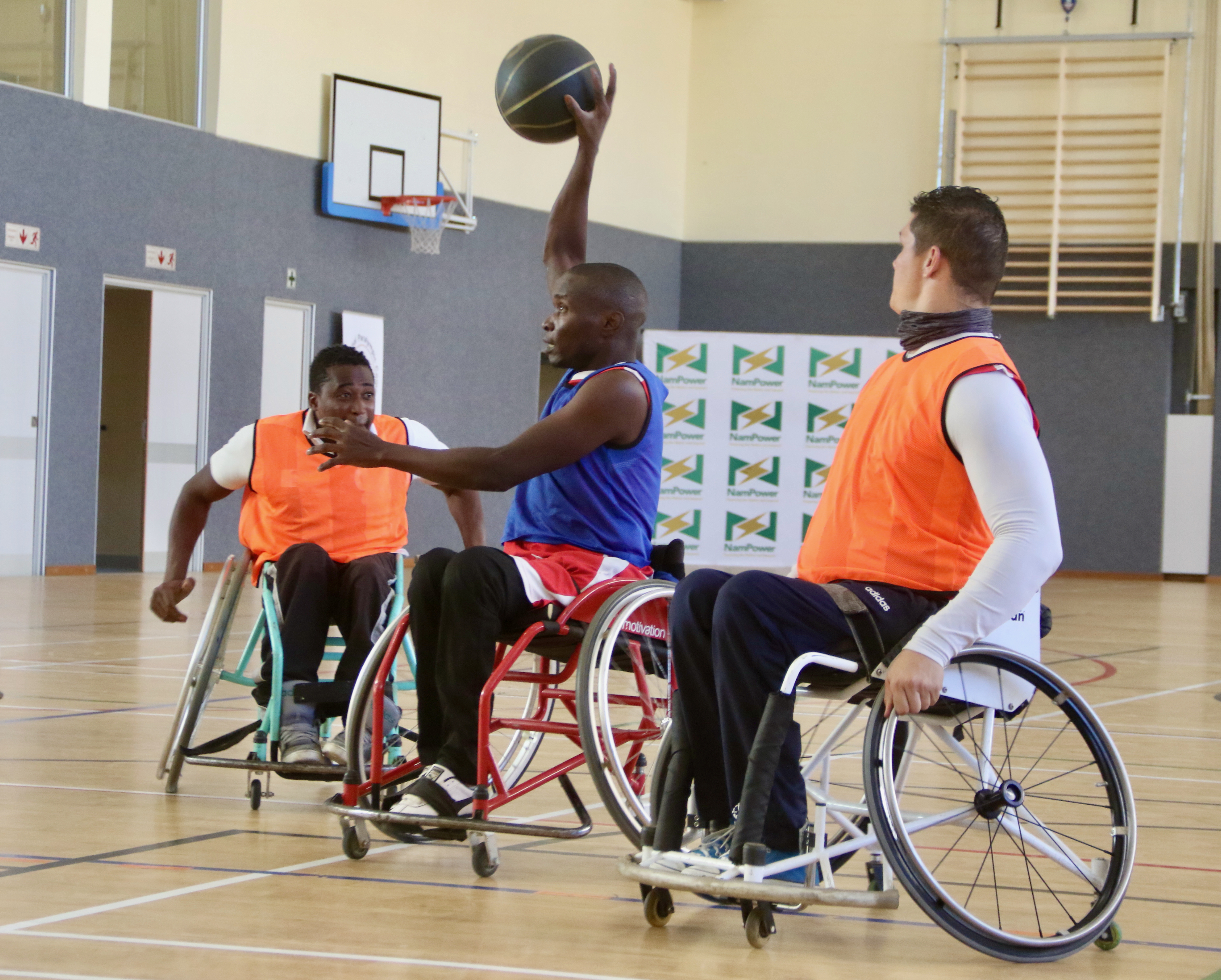 Wheelchair basketball team in need of funds