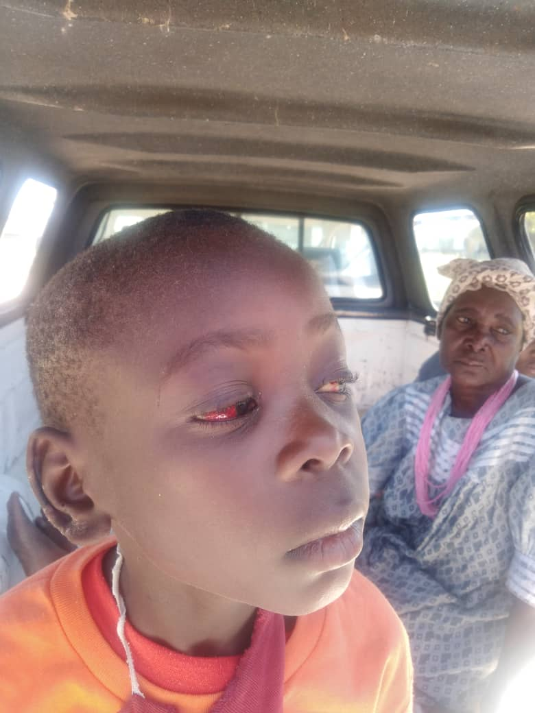 70-year-old grandmother arrested for assaulting grandchild