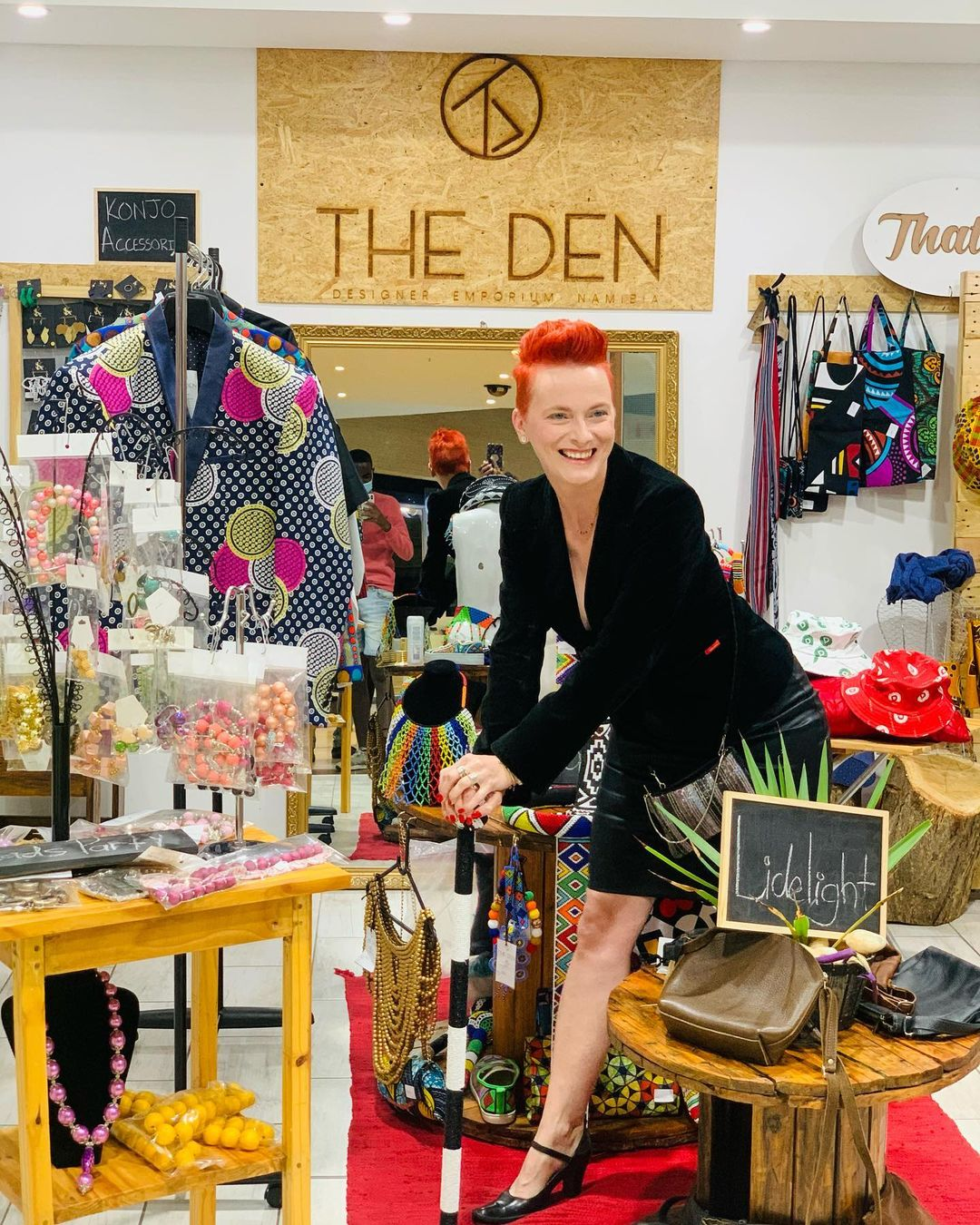 The DEN: Where local designers flourish