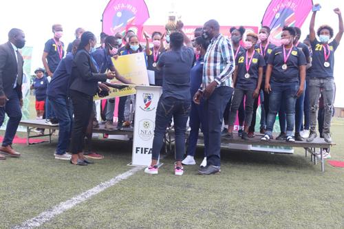 Tura Magic wins NFA Women Super Cup